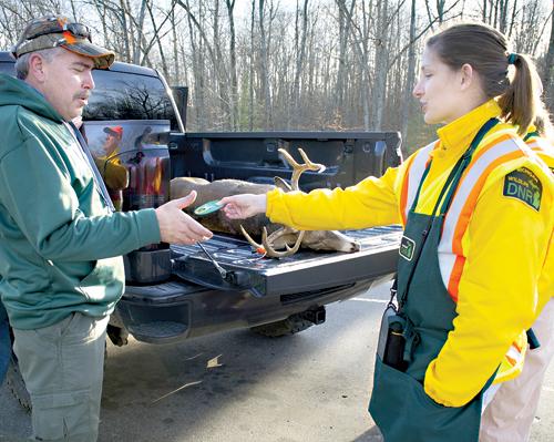 Mandatory deer registration by 2022