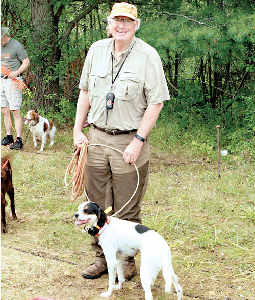 Longtime State Wildlife Biologist calls it a career